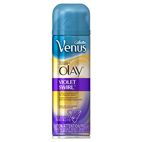 gillette-venus-with-a-touch-of-olay-shave-gel-violet-swirl-7-ounce-pack-of-6