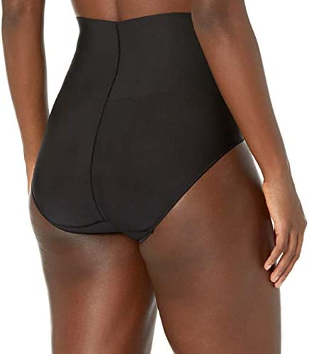 Maidenform Women's Tame Your Tummy Shaping Lace Brief with Cool Comfort