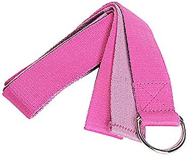 Belavig - Correas de Yoga (2,5 m, 1,8 m), Rosa (A-Rose ...
