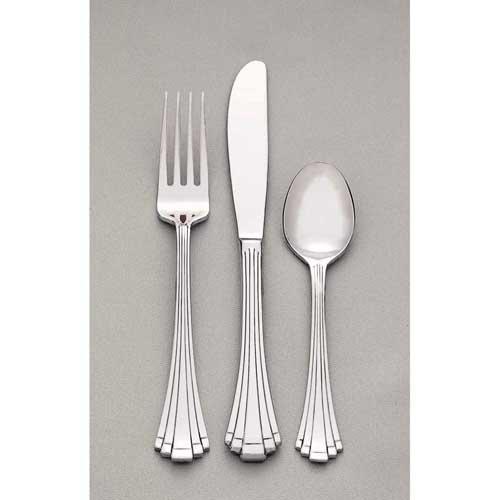 Utility Dessert Fork (World Tableware World 18/0 Collection Alexis Utility-Dessert Fork -- 36 per case)