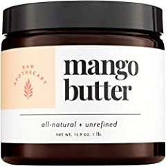 Mango ... butter? You heard us right. The kernels inside the stone of the mango produces a dense, yellow butter when pressed. (You have to press really hard, so we don't suggest trying this at home.) Like all of our products, there are no add...
