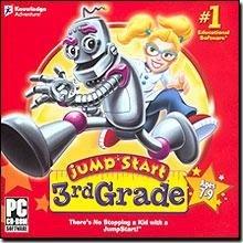 Jump Start 3rd Grade PC Game