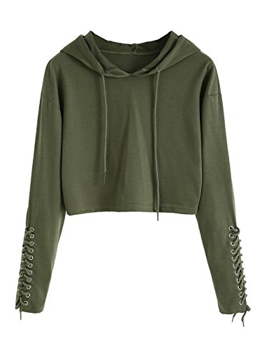 Green Hooded Top - 9