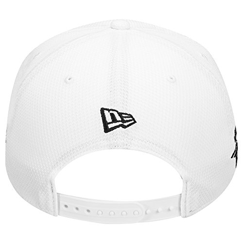 TaylorMade Golf 2017 tour new era 9fifty hat white - Import It All 9800fb52301