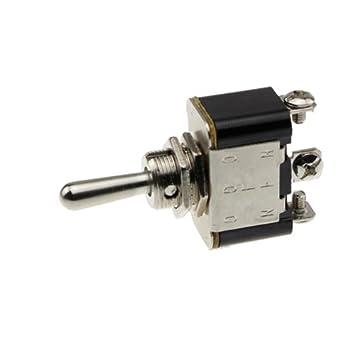 Kipptaster Kill Switch 12V 25A ein-Aus-ein TASTER