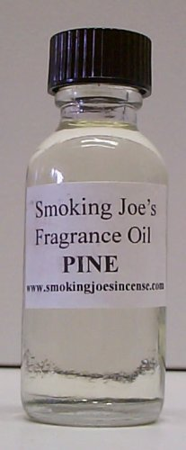 Pine Fragrance Oil 1 Oz. By Smoking Joe's Incense