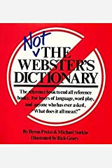 Not the Webster's Dictionary Paperback
