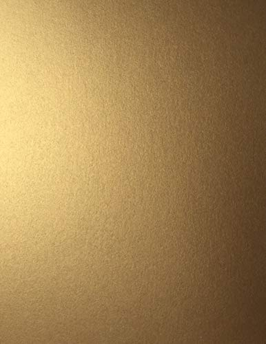 - Antique Gold Stardream Metallic Lightweight Multi-use Text Paper 8.5