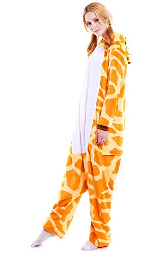 Womens Pajamas Costume Animal Jumpsuit for Womens Cosplay Dress Up -