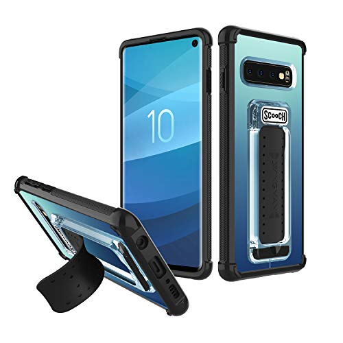 Scooch Wingman Samsung Galaxy S10+ Phone Case (Tuxedo) ()
