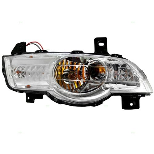 (Chevy Traverse Replacement Turn Signal Light Assembly - Passenger Side)