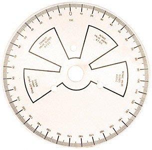 Proform 66791 Degree Wheel, 9