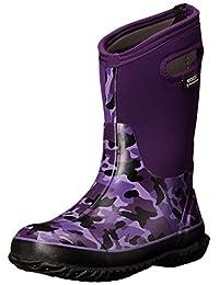Bogs Kids Classic Camo Waterproof Winter & Rain Boot (Toddler/Little Kid/Big Kid)