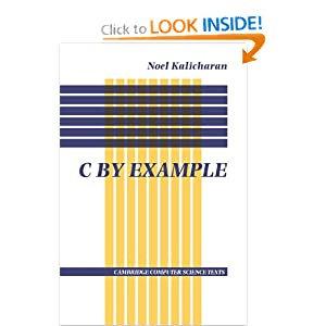 C Example (Cambridge Computer Science Texts)