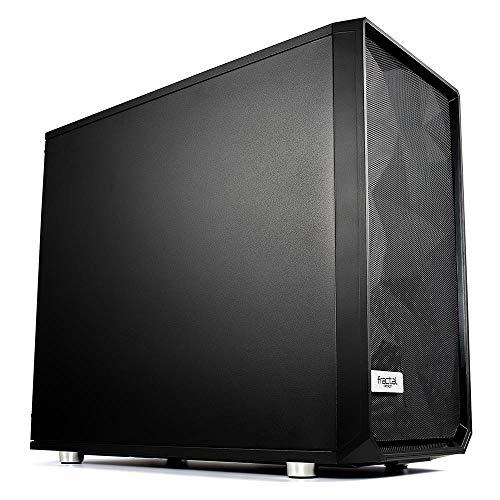 Fractal Design Meshify S2 No Power Supply ATX Mid Tower FD-CA-MESH-S2-BKO