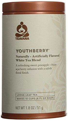 Starbucks Teavana Youthberry Loose Leaf Tea