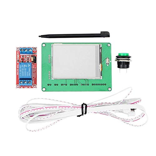 Zamtac JZ-TS24 2.4 Inch Color Touch Screen Display Board 320240px for 3D Printer high Speed Printing Free Computer Tuning by GIMAX (Image #6)