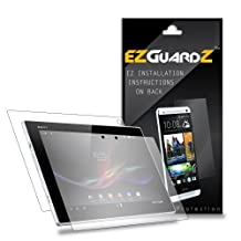 (3-Pack) EZGuardZ Full Body Screen Protector for Sony Xperia Z2 Tablet (Ultra Clear)