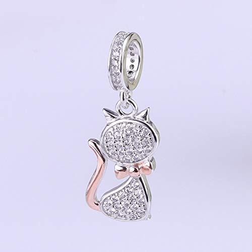 0eac53b6d Ochoos Free Economic Shipping 925 Sterling Silver Bead Animal Charm Fit  Original Pandora Bracelet 2018 Hot