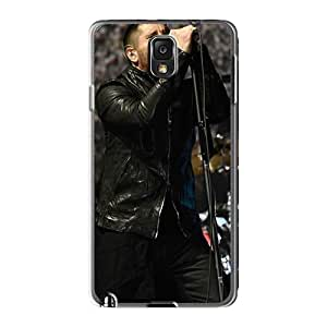 AlissaDubois Samsung Galaxy Note3 Excellent Hard Cell-phone Case Unique Design Fashion Nine Inch Nails Band Image [gmQ1644gYEu]