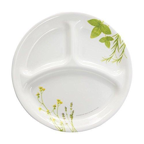 Corelle Livingware European Herbs Dinnerware Family Style 10.25