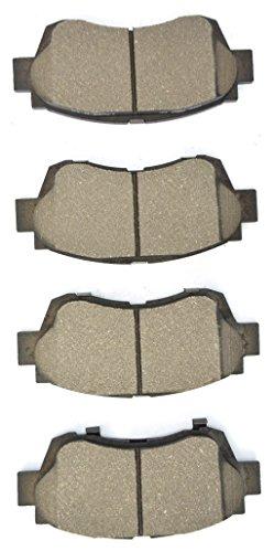 - Dash4 MD476 Semi-Metallic Brake Pad