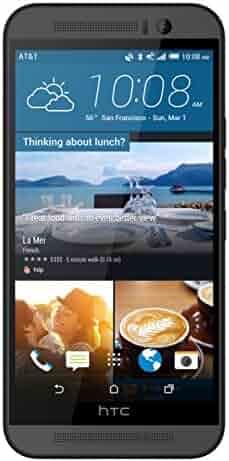 HTC One M9, Gunmetal Grey 32GB (Verizon Wireless)