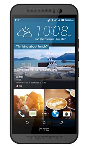 HTC One M9 Gunmetal Grey product image