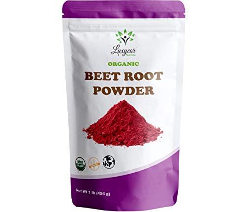 Organic Beet Root Powder - 100% All Natural and Kosher
