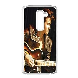 elvis presley Cell high-end Phone Case for LG G2
