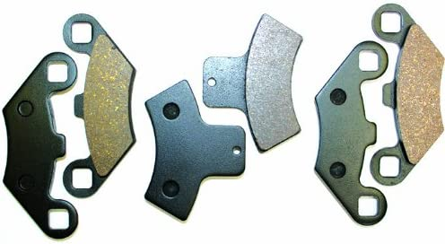 Brake Pads POLARIS XPLORER 400 1995 1996 1997 1998 1999 2000 01 02 Front Brakes
