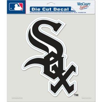 (Wincraft Chicago White Sox 8x8 Die Cut Decal)