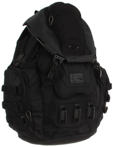 Oakley Kitchen Sink Backpack Stealth Black One Size Import It All