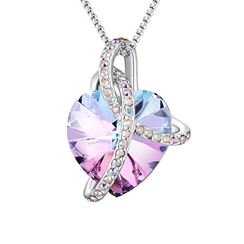 sivery-love-heart-fashion-pendant-necklace-made-with-purple-swarovski-crystal-jewelry-for-women