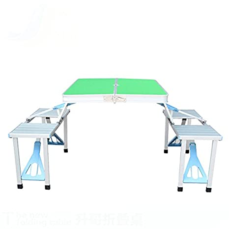 Table De Maleta Y Hogar Sillas Folding Tipo Mesas Mesa Plegable N0vnw8myO