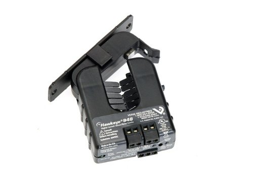 Veris Current Switches with Relay: Adjustable Trip Point. Part No. H948