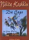 img - for Da Capo - Nikita Koshkin - EDITIONS ORPHEE - Guitar - 494-02463 book / textbook / text book