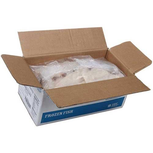 Harbor Banks Individual Quick Frozen Skinless Haddock Fillet  10 Pound    1 Each