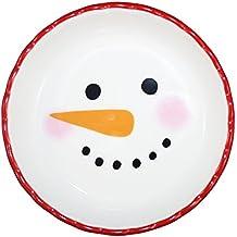 DEI Mini Snowman Pie Plate (Canciones Para Mi)