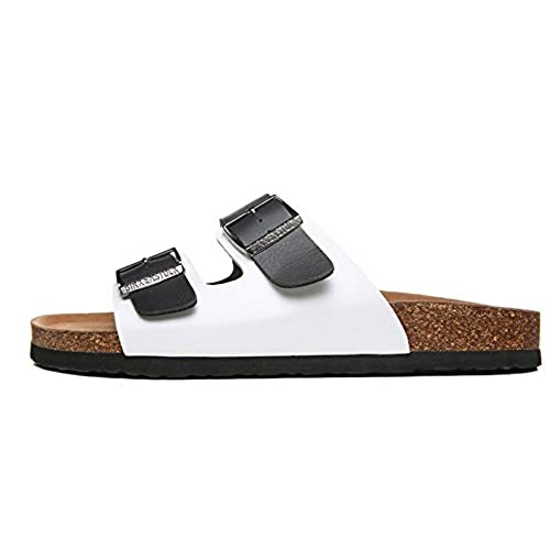 Playa Sandalias 60De Mujer Dos Zapatos Corcho Descuento Correas wkX8n0OP