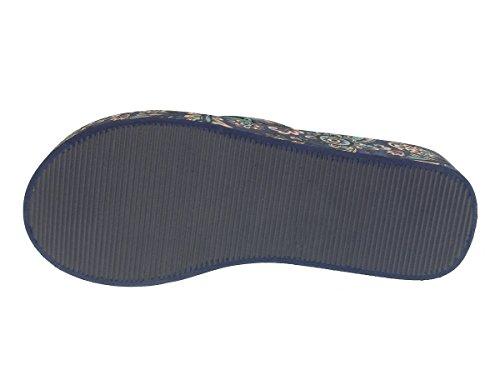 Beppi - Sandalias de Material Sintético para mujer Azul - azul oscuro