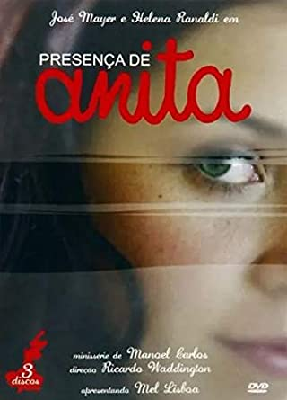 4197gg%2BrPuL. SY445  - Присутствие Аниты ✸ 2001 ✸ Бразилия