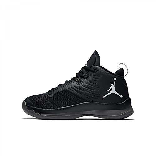Nike 844689-005, Zapatillas de Baloncesto para Niños Anthracite/Black/Dark Grey/White
