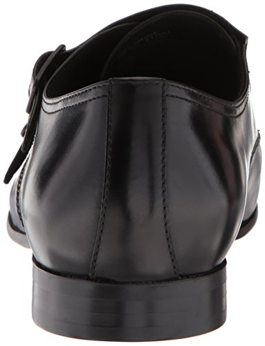 Kenneth Cole New York Heren Mix Monk-strap Loafer Zwart