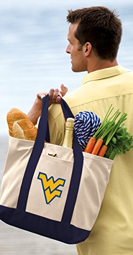 West Virginia University Tote Bags OFFICIAL West Virginia University Tote - Shopping West University