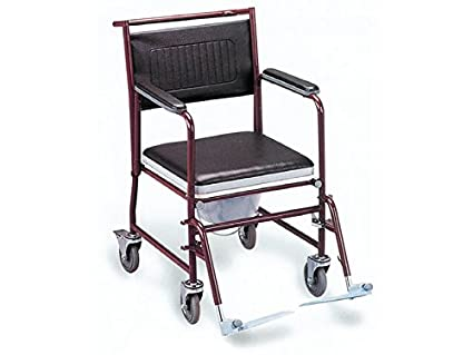 GIMA FS-691 S.p.A - Silla de ruedas con ruedas: Amazon.es ...