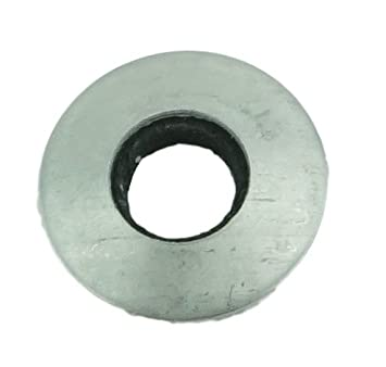 #10 Neoprene EPDM Bonded Sealing Washers Stainless Steel 18-8 Neo Bond Works with Both #8 and #10 Screws 100 Pieces #8 /& #10