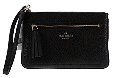 Kate Spade New York Chester Street Tinie Pebbled Leather Wristlet Handbag