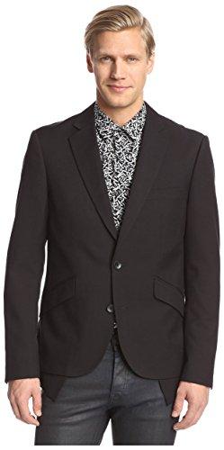 Antony Morato Men's Slim Jacket, Black, 52