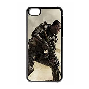 LINMM58281iphone 5/5s Case, Call Of Duty Advanced Warfare Case for iphone 5/5s black lm2c1789705LINMM582811